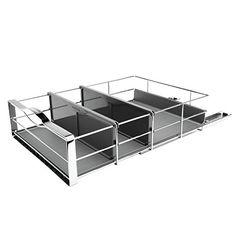 simplehuman 14 inch Pull-Out Cabinet Organizer, Heavy-Gau... https://www.amazon.com/dp/B003ANGTTU/ref=cm_sw_r_pi_dp_x_zfI-ybWEHY93J