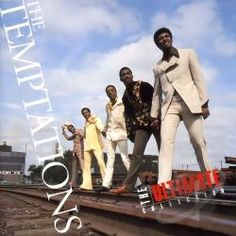 The Temptations Motown - Ultimate Collection CD Album