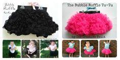 The Bubble Ruffle Tu-Tu
