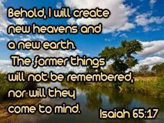 Isaiag 65:17