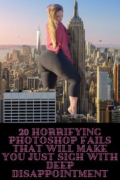 20 Horrifying Photoshop Fails That Will Make You Just Sigh With Deep Disappointment Photoshop Fail, Celebs, Celebrities, Disappointment, Everything, Fails, Weird, Deep, Make It Yourself