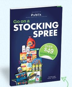 Publix: FREE coupon booklet with more than $45 worth of coupons! - Money Saving Mom®