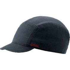3d9715afb6 Coal Considered Casey Hat Black Stripes
