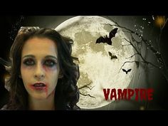 New Halloween makeup!! It is inspired by VAMPIRE! Nuovo makeup ispirato a un vampiro!!!  #vampire #halloween #makeup #tutorial #youtube #youtubers #vampiro #newvideo