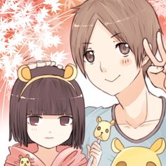 Noragami. Nora & Fujisaki