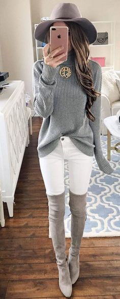 Best Comfortable Women Fall Outfits Ideas As Trend 2017 244