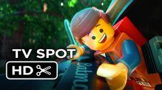 "The Lego Movie Official International TV SPOT (2014) - Chris Pratt Movie HD. ""I'm also dark and brooding... hey guys, look, a rainbow!"""