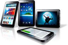 Tablets, tablets, tablets!