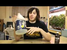 How To Hydroponics - S02E09 Hydrogen Peroxide (H2O2) - YouTube