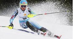 Mikaela Shiffrin, 16, US slalom chаmpion