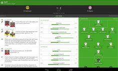 Pünktlich zum Bundesliga-Start: Die besten Fußball-Apps für iOS, Android und Windows Phone  Heute Abend beginnt mit dem Duell zwischen Bayern und Gladbach um ...