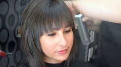 """LONG BOB STYLE   Santana Peluqueros   Step by step Nuevo vídeo! Mira nuestro proceso para conseguir este precioso estilo """"Long Bob"""". #hair #hairstyle #bob #longbob #haircut #stepbystep #santanapeluqueros #videos #youtube #channel"""