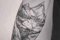 26 Gorgeous Tattoos To Inspire Every Nature Lover