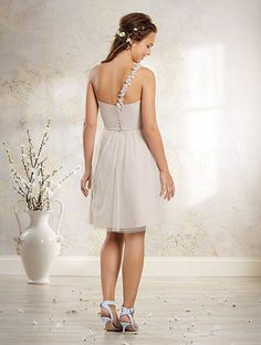 Alfred Angelo Bridal Style 8632S from All Bridesmaid Dresses