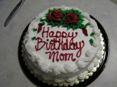birthday cake for mom images