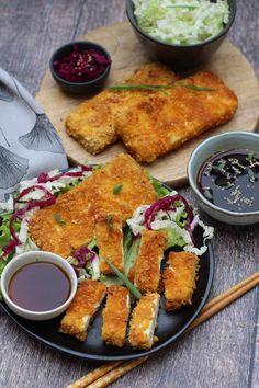 Tonkatsu, Tandoori Chicken, Deli, Curry, Healthy Eating, Vegetarian, Ethnic Recipes, Food Ideas, Recipe Of The World