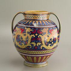 European ceramic pottery signatures & marks