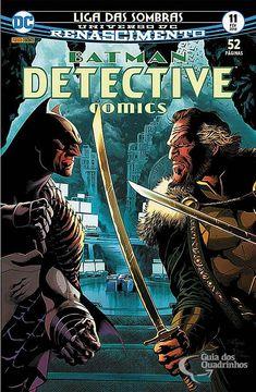 Detective Comics  n° 11/Panini | Guia dos Quadrinhos