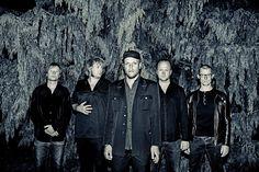 Magtens Kooridorer - Mølleparken Sønderborg 2012 + 2014. Danish rock band with a lot of energy :)