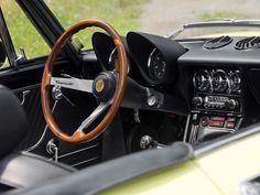 Front panel 1972–75 Alfa Romeo 2000 Spider Veloce North America (115) '1971–75