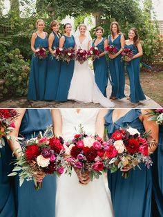 1397 Best Bridesmaids In Blue Images In 2020 Bridesmaid