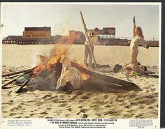 Bruce Dern Ellen Burstyn King of Marvin Gardens 1972 Original Movie Photo 23220   eBay
