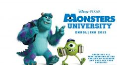 Monsters University (2013) – filme online HD