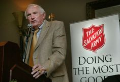Legendary Alabama basketball coach Wimp Sanderson was the guest speaker for the 2012 Shelby Co.Salvation Army Annual Dinner!