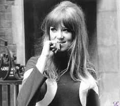 Image result for pattie boyd hair