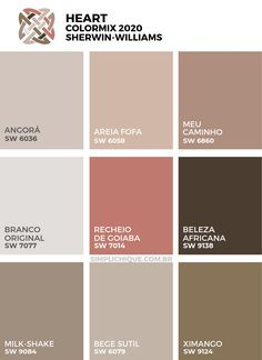 2020 color trend: 45 shades to inspire Bedroom Wall Colors, Room Colors, House Colors, Colour Pallete, Colour Schemes, Color Trends, Pastel Home Decor, Pantone 2020, Home Room Design