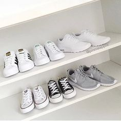 new product 8d724 75427 Adidas superstar, converse, nike rush run, adidas stan smith Soulier,  Chaussures Femme