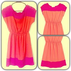 Soprano Color Block Dress