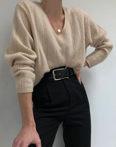 Retro Outfits, Mode Outfits, Cute Casual Outfits, Fall Outfits, Winter Fashion Outfits, Fashion Pants, Vintage Outfits, Aesthetic Fashion, Aesthetic Clothes