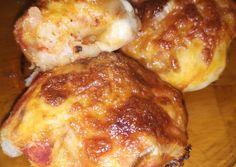 Pizzagolyó   Gabriella Boros receptje - Cookpad receptek Chicken, Food, Essen, Meals, Yemek, Eten, Cubs