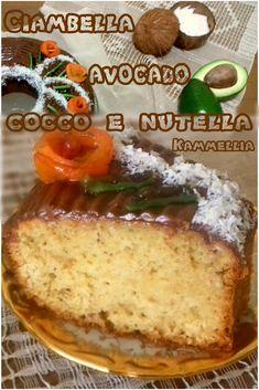 Best Italian Recipes, Nutella, Banana Bread, French Toast, Avocado, Breakfast, Desserts, Food, Morning Coffee