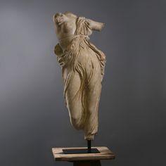 Ateliers C & S Davoy - Danseuse de Tivoli - Tivoli Dancer #atelierscsd #curiosité #curiosity #collection #decoration #interior #statue #antique #sculpture #fragment #art