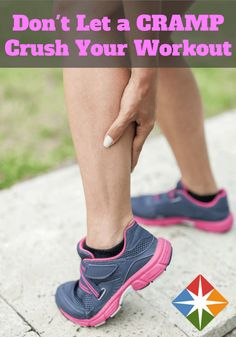 Crush a workout cramp in its tracks! Any muscle can be seized by a cramp, but the abs, hamstrings, quadriceps and arms tend to be most vulnerable. Learn how to avoid them--and what to do if one strikes you during your exercise routine.