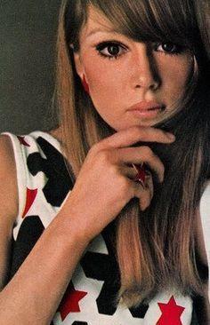 Pattie Boyd-Harrison (Capture of a beautiful girl)