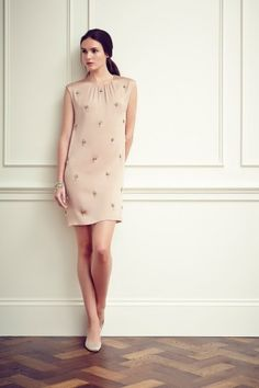 Minidress gioiello Jenny Packham