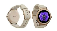 Lg watch Style First Impression Review