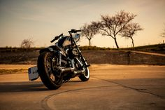 Harley Davidson Forty Eight by burner1988