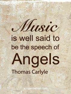 ♪♫ Music ♪♫ Graphic Music Quotes-Music is well said to be the speech of Angels by Thomas Carlyle - Tap to find the products you love with the best unique d Piano Music, Music Music, Music Stuff, Music Flow, Inspirational Music, All About Music, Music Images, Christian Music, Music Quotes