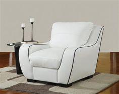 Global Furniture Chair GL-U8080-WHT-CH