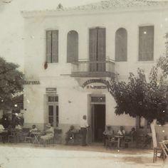 Καπανδρίτι, Πλατεία 1961