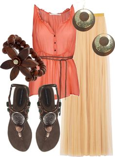 """""""Cali Hippie"""" by pieridae on Polyvore"""