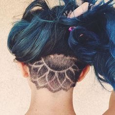 MakingYouShine : Undercut Design