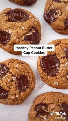 Healthy Deserts, Healthy Sweets, Healthy Dessert Recipes, Sweets Recipes, Healthy Baking, Vegan Desserts, Healthy Snacks, Snack Recipes, Healthy Food Quotes