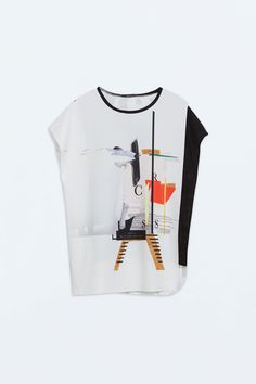 30 Cool Graphic Tees To Throw On For ANY Occasion #refinery29  http://www.refinery29.com/graphic-tees#slide-1