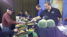 Texas Roadhouse Super Bowl Feast