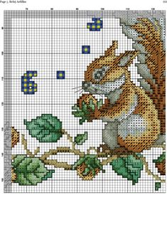 Gallery.ru / Фото #5 - 52 - kento Fall Cross Stitch, Cross Stitch Tree, Cross Stitch Books, Cross Stitch Samplers, Cross Stitch Animals, Cross Stitch Flowers, Cross Stitch Charts, Cross Stitching, Hand Embroidery Stitches